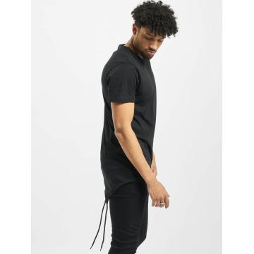 Urban Classics t-shirt Long Tail zwart