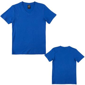 Urban Classics T-skjorter Basic Kids blå