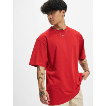 Urban Classics Tall Tees Tall Tee red