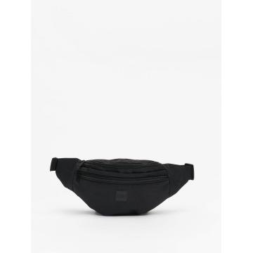 Urban Classics Tasche Double Zip schwarz