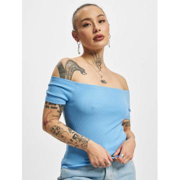 Urban Classics Top Rebecca blau