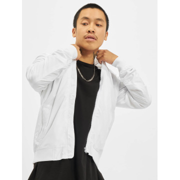 Urban Classics Transitional Jackets Light Bomber hvit