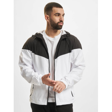 Urban Classics Transitional Jackets 2-Tone Tech svart