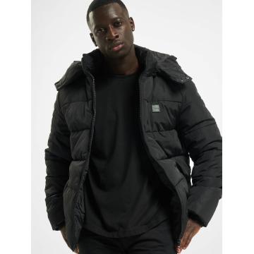 Urban Classics Veste matelassée Hooded Puffer noir