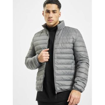 Urban Classics Winter Jacket Basic Down grey