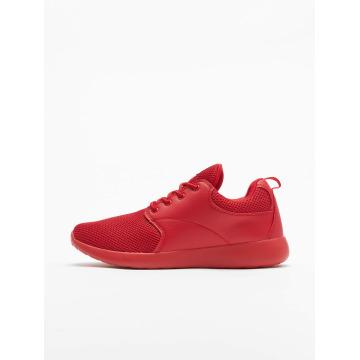 Urban Classics Zapatillas de deporte Light Runner rojo