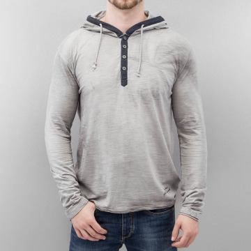 Urban Surface Hoody City Jungle grau
