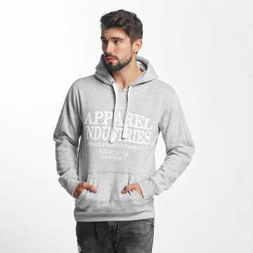 Urban Surface Hoody AI Roo grau