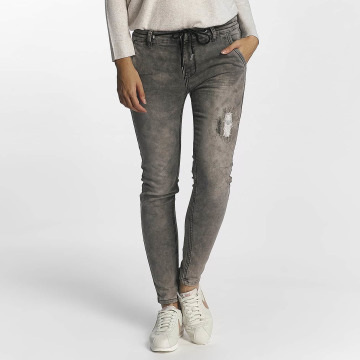 Urban Surface Jogginghose Jogg Jeans grau