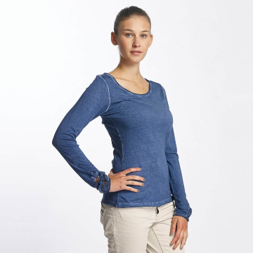 Urban Surface Longsleeve Lace blauw