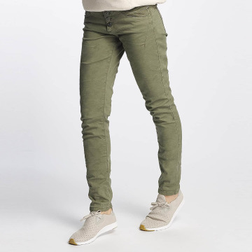 Urban Surface Slim Fit -farkut Vittoria oliivi