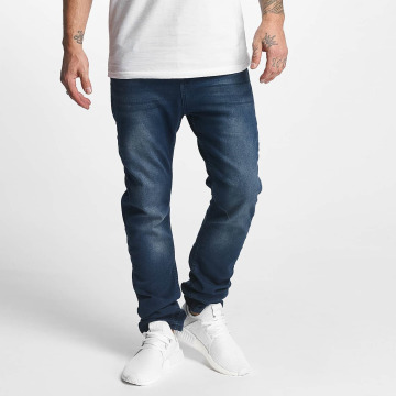 Urban Surface Straight Fit Jeans Jogger modrý