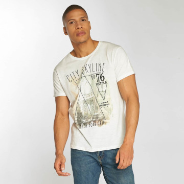 Urban Surface t-shirt Skyline wit