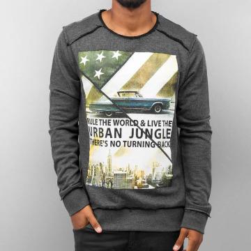 Urban Surface trui Urban Jungle grijs