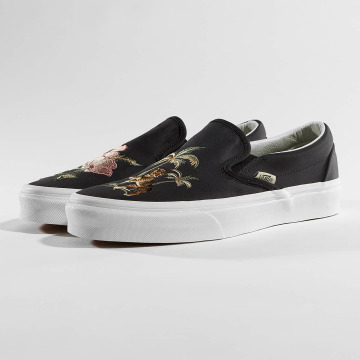 Vans Baskets UA Classic Slip-On DX California Souvenir noir