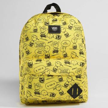 Vans Mochila Old School II amarillo