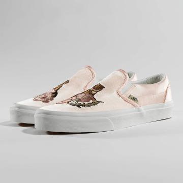 Vans Sneaker UA Classic Slip-On DX California Souvenir rosa