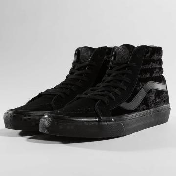 Vans Sneaker Sk8 Hi Velvet Reissue schwarz