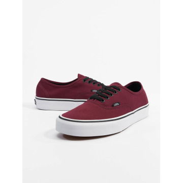 Vans Snejkry Authentic červený