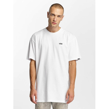 Vans T-Shirt Left Chest Logo blanc