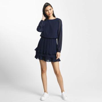 Vero Moda Šaty vmFreya modrý
