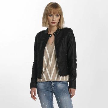 Vero Moda Кожаная куртка vmAlice черный