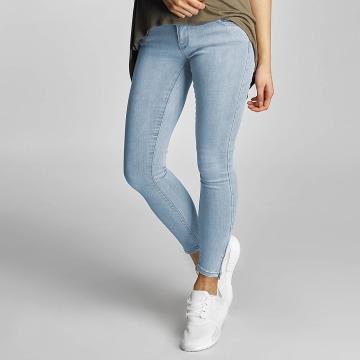 Vero Moda Облегающие джинсы vmFive синий