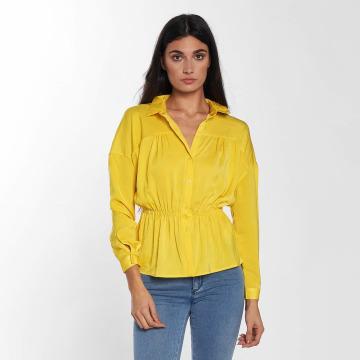 Vero Moda Blouse & Chemise vmCore 7/8 jaune