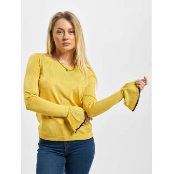 Vero Moda Blouse vmChelsey geel