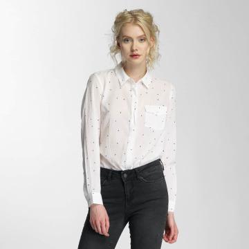 Vero Moda Blouse/Tunic vmBasa Midi Woven white