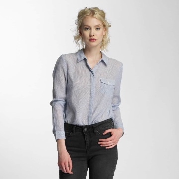 Vero Moda Bluser/Tunikaer vmBasa Midi Woven blå