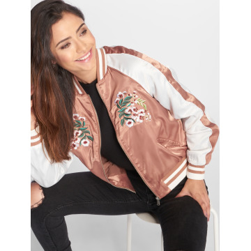 Vero Moda Bomber jacket vmSatty brown