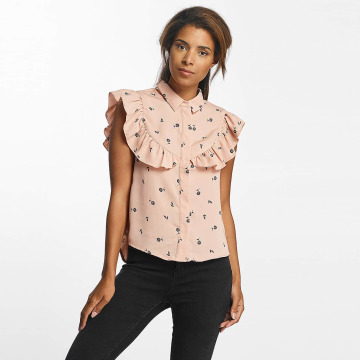 Vero Moda Camicia/Blusa vmAdriana rosa chiaro