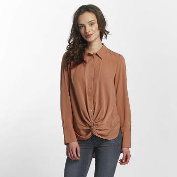 Vero Moda Camisa vmBind marrón