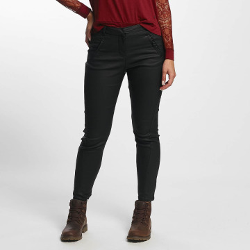 Vero Moda Chino Antifit Coated zwart