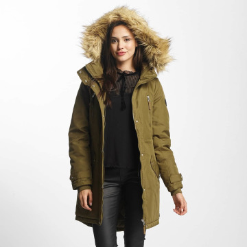 Vero Moda Coats vmTrack Expedition 3/4 olive