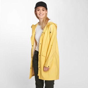 Vero Moda Coats vmSunset yellow