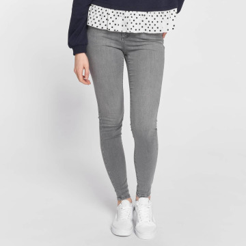 Vero Moda High Waisted Jeans vmSophia grijs