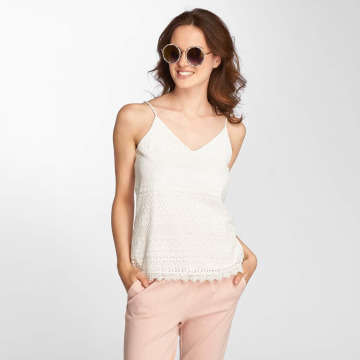 Vero Moda Hihattomat paidat vmHoney valkoinen