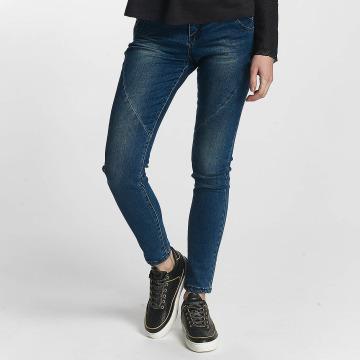Vero Moda Jean carotte antifit vmFrozen bleu
