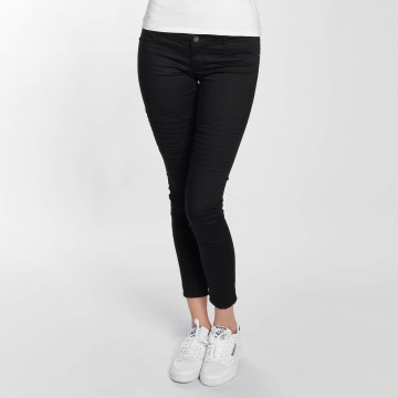 Vero Moda Jeans slim fit vmHot Five Biker Ankle nero