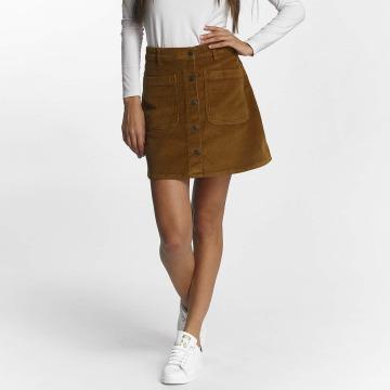 Vero Moda Kjol vmGrace brun