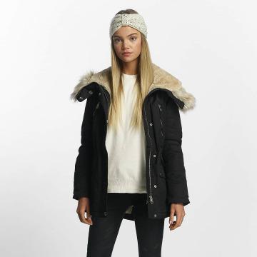 Vero Moda Kurtki zimowe vmMandri czarny