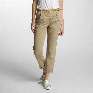Vero Moda Látkové kalhoty vmDonny béžový