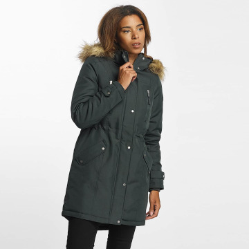 Vero Moda Mantel vmTrack Expedition 3/4 grün