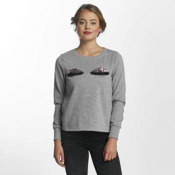 Vero Moda Pullover vmEye grau