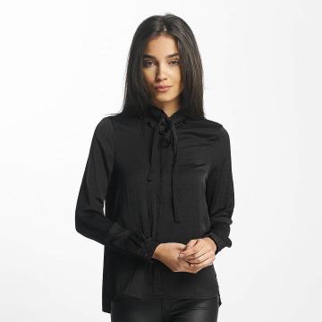 Vero Moda Puserot/Tunikat vmLilje Satin musta