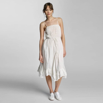 Vero Moda Robe VmLana blanc