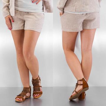 Vero Moda Shorts vmNewzen beige
