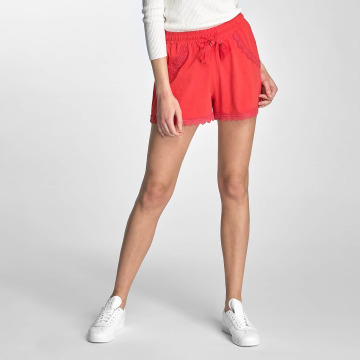 Vero Moda Shorts vmAliana rot